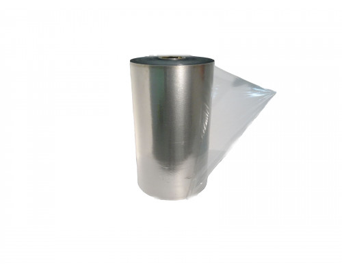 Стретч пленка для машинной упаковки «вторичка» (изготовлена с частичным добавлением вторичного сырья) 15,7 кг