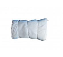 Мешок ПП 50кг. укороченный, улучшенного качества со вшитым полиэтиленовым (ПНД) вкладышем.