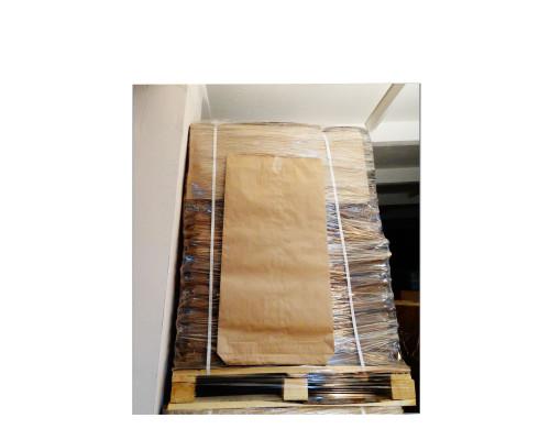 Мешок бумажный, крафт,3 слоя,(стандарт)